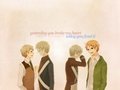 Hetalia couples~!! - hetalia-couples wallpaper