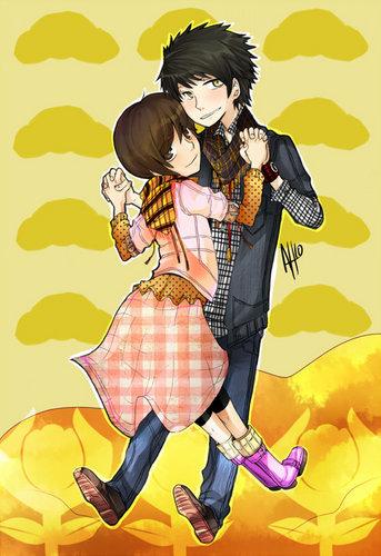 Hikaru & Haruhi
