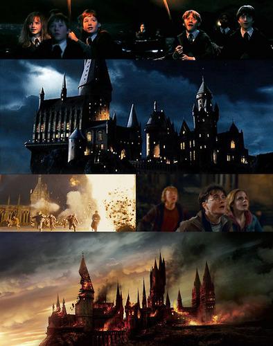 Hogwarts デン n now :(