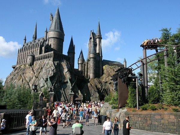 Hp Theme Park