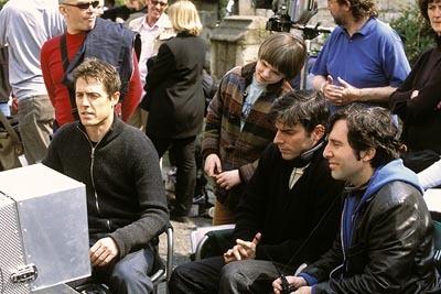 Hugh Grant and Nicholas Hoult