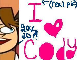 I upendo Cody!