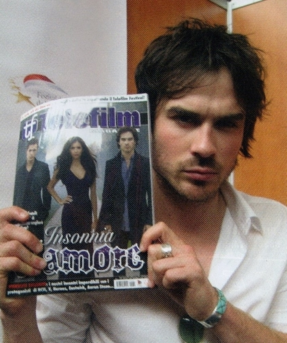 Ian Somerhalder ♥ - ian-somerhalder Photo