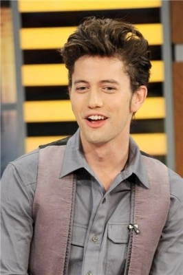 Jackson Rathbone on Good दिन New York