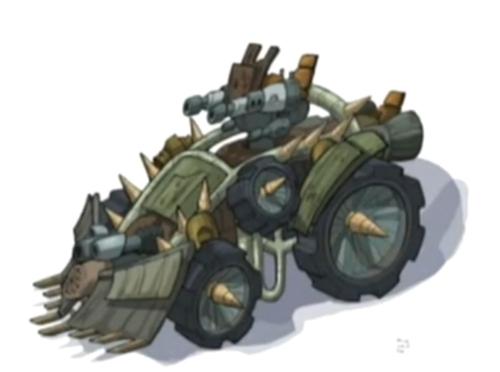 Jak Vehicles