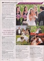 Jana &amp; Jon's Wedding - Scans from Ok! Magazine - jana-kramer photo