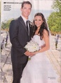 Jana &amp; Jon's Wedding - Scans from Ok! Magazine