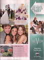 Jana & Jon's Wedding - Scans from Ok! Magazine