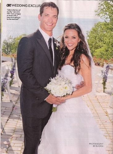 Jana Kramer Wedding