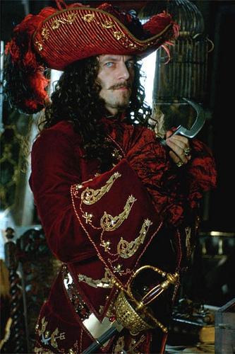 Jason Isaacs as Captain Hook