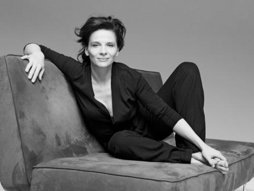 Juliette Binoche
