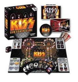 吻乐队(Kiss) DVD Board Game