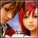 Kairi + Sora - kingdom-hearts icon