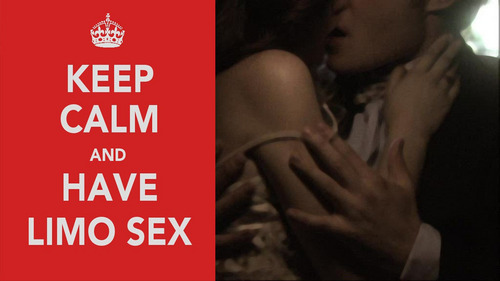 Keep Calm and... Have Limo Sex!