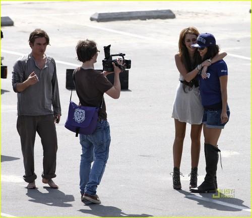 Kevin Zegers & Miley Cyrus Big Big halik