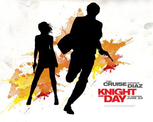 Knight & dag