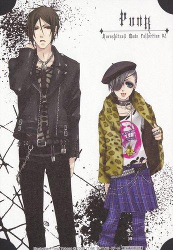 kuroshitsuji - Punk