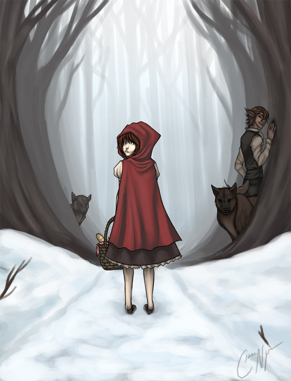 Little Red Riding Hood Images Hd Wallpaper And Background Photos