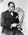 Louis Armstrong - 1920s photo