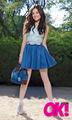 Lucy Hale OK Magazine
