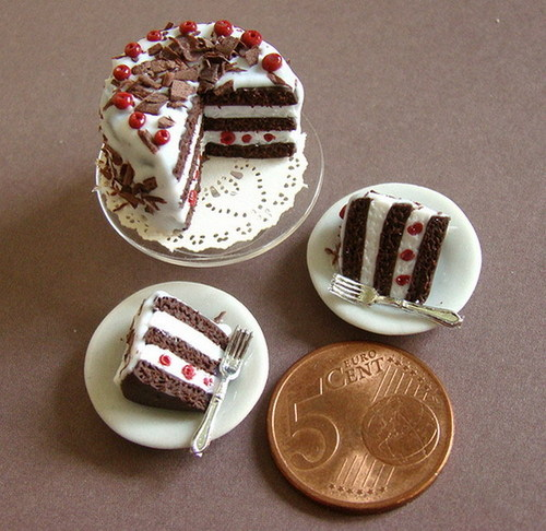 MINI-CAKES! TOO CUTE!