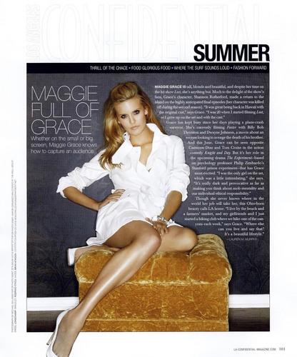 Maggie Grace (Shannon) LA Confidential