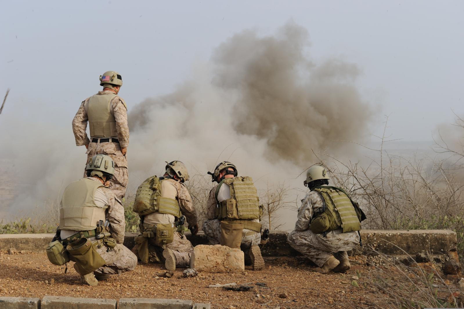 Marine Corps images MarSOC Marines Practice Demolitions HD ...