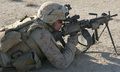 Marine Automatic Rifleman - marine-corps photo