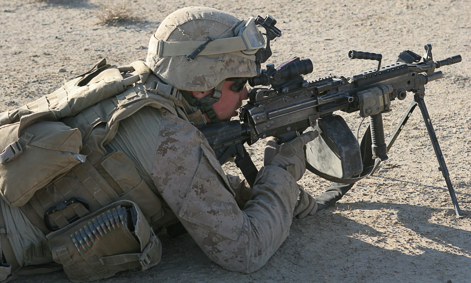 Marine Corps Images Marine Automatic Rifleman Hd Wallpaper And