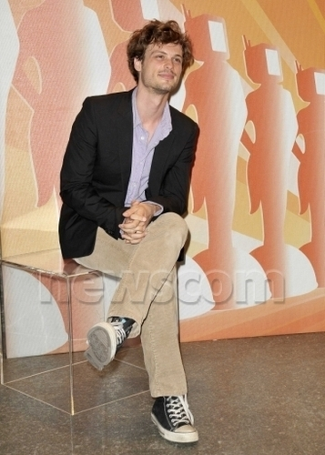 Matthew@Roma Fiction Fest 2010