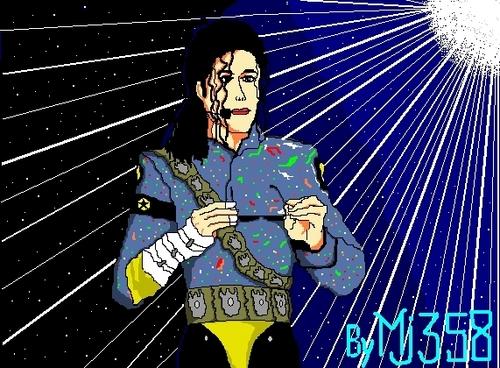 Michael 由 me