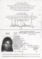 Michael's passport - michael-jackson photo