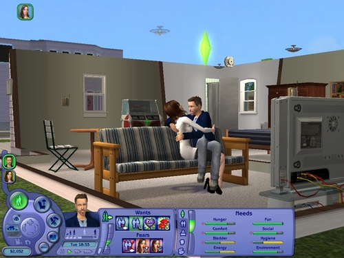 My Thouse Sims