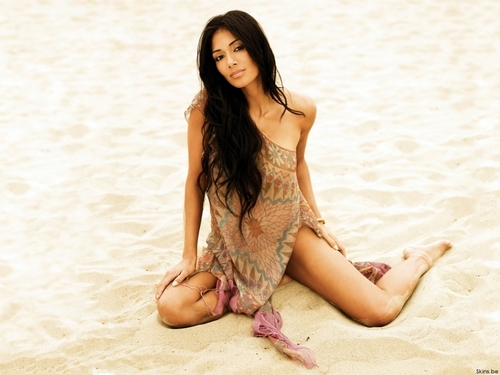 nicole scherzinger wallpaper called Nicole