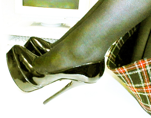 Night School Stiletto