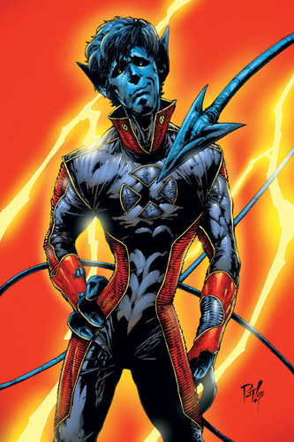 Nightcrawler achtergrond called Nightcrawler