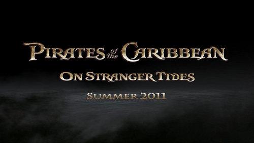 POTC On Stranger Tides