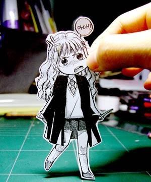 Paper Anime