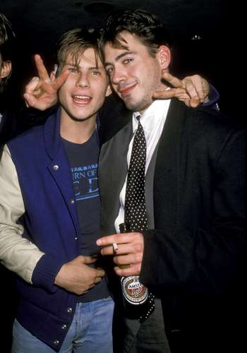 Party At The 20/20 Club in Los Angeles - 16th November 1988