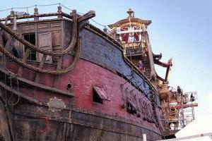 Pirates of the Queen Ann's Revenge