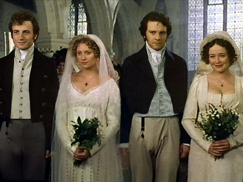 Pride and Prejudice 1995  - jane-austen Wallpaper