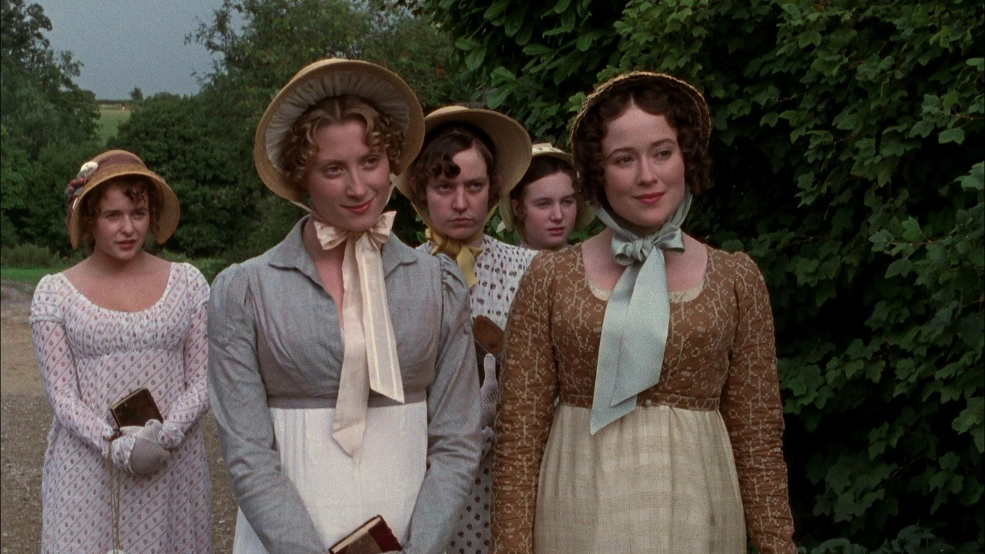 Jane austen pride and prejudice 1995