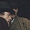 Robert Downey Jr. photo called RDJ as Holmes