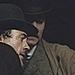 RDJ as Holmes