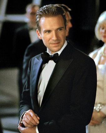 Ralph Fiennes AKA Voldemort