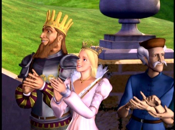 Rapunzel's parents