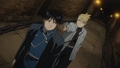 Riza Hawkeye & Roy Mustang - Episode 54 screencaps (FMAB) - riza-hawkeye-anime-manga screencap