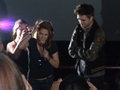 Robert and Kristen at the Eclipse screening in Century City - twilight-series photo
