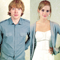 Ron n Hermione
