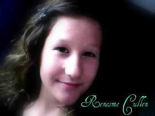 Sara as Renesme5
